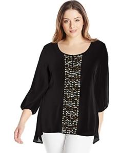 modamix-womens-plus-size-embellished-shark-bite-long-sleeve-top